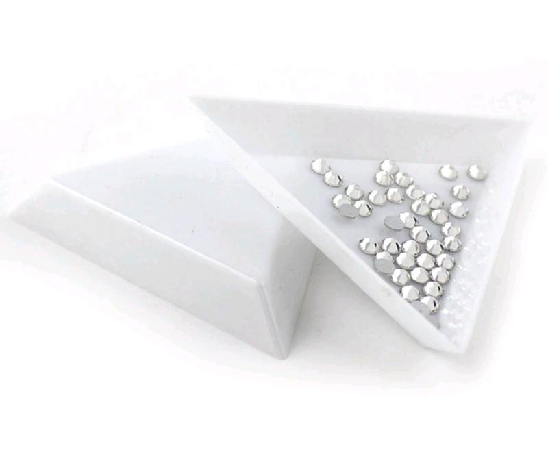Moyra Crystal Stones Opvang Bakje 3hoekig