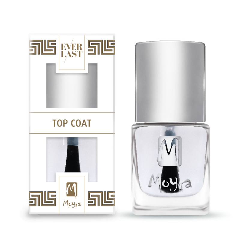 Moyra Everlast Nail Care Family Top Coat