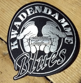 Kwadendamme Bluesfestival Badge