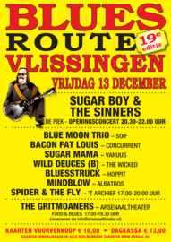 Bluesroute Vlissingen