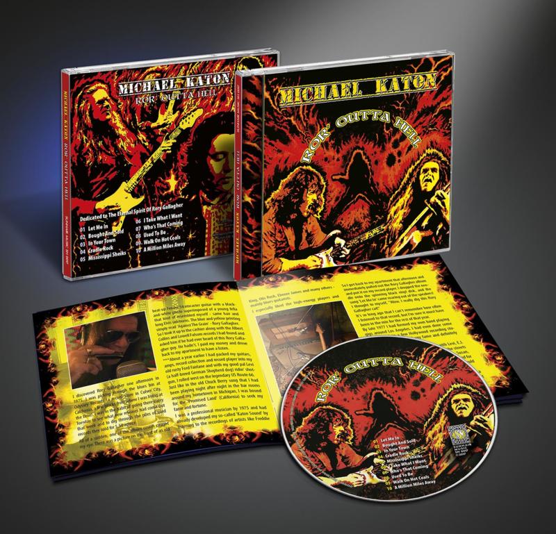 Michael Katon - Ror' Outta Hell