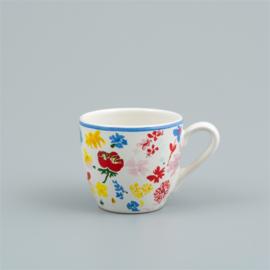 Flora Castle cup Gwen