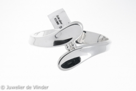 Zilveren armband Thomas 64 mm