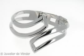 Zilveren armband scharnier th314