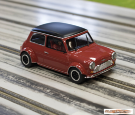 Mini Cooper - Red /  Matt Black Roof Edition