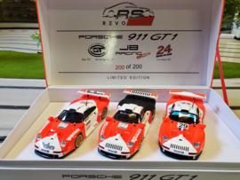 Triple set Porsche GT1
