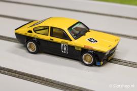 Opel Kadett GT/E #43 Walter Rohrl, DRM 1976
