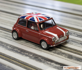 Mini Cooper - Red Union Jack Flag Edition