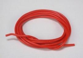 Rood silicone draad SC1610
