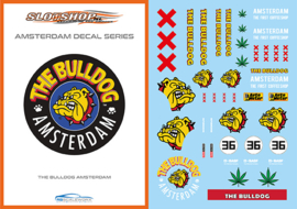 "1/24 Amsterdam Serie ""The Bulldog"" Decals"