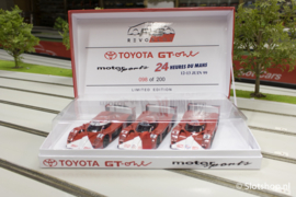 Toyota GT-One Le Mans 1999 Triple Pack