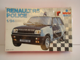 Renault R5 Police