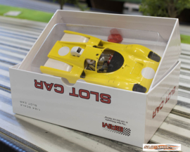 Ferrari 512M Yellow Kit
