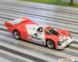 Porsche 962C Mexico 1990 #20