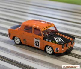 Renault R8 Gordini Orange #43