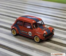 Mini Cooper Martini Red #28