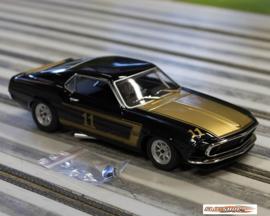 Ford Mustang Boss 302 1969 Smokey Yunick #11