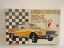Mercedes benz 500 SLC