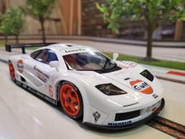 Mclaren F1 team Gulf racing