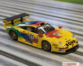 Porsche 911 GT1 Rohr #01