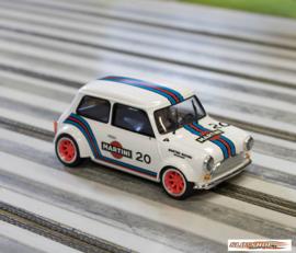 Mini Cooper Martini White #20