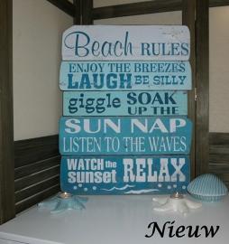 Kader Beach Rules