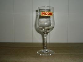 Picon glas op voet