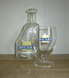 Groot Ricard glas
