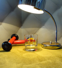 Hard Rock Café glas
