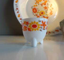 Arcopal Flore eierdopje