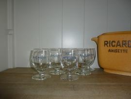 Kleine Ricard glaasjes