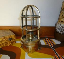 Koperen lampje