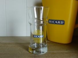 Hoog Ricard glas