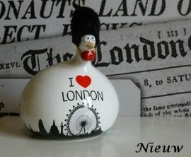 Kip London groot