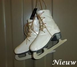 Hangende schaatsen groot