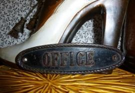 Office naamplakkaatje