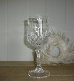 Witte wijn glas Longchamp