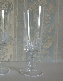 Louvre champagne glas