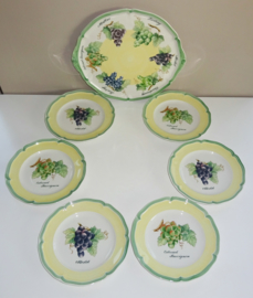 Country collection servies