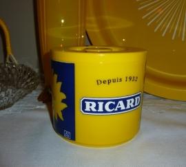 Ricard ijsblokjeshouder