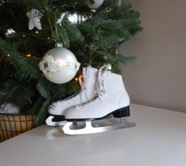 Witte schaatsen