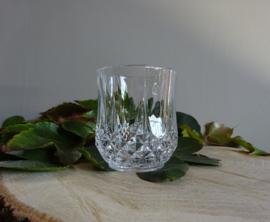 """Waterglas Cristal d'Arques """"Longchamp"""""""