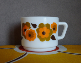 "Arcopal Lotus tas ""Oranje/bruin"""