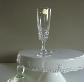 """Champagneglas """"pompadour"""""""