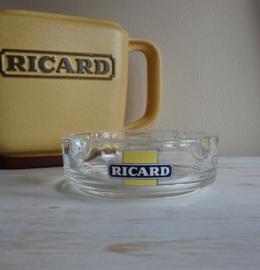 "Asbak Ricard ""streepjes"""