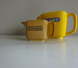Klein bruin Ricard karafje