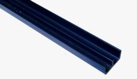 Schuifprofiel 4 mm Laag 50 cm