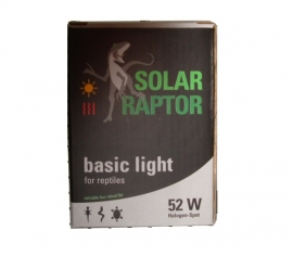 Solar Raptor Basic Light Halogeen Spot 52W