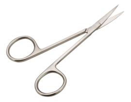 Egg break scissor