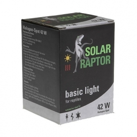 Solar Raptor Basic Light Halogeen Spot 42W